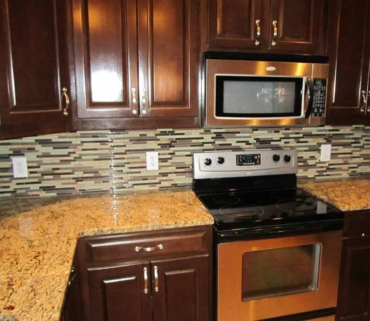 Cabinets & Countertop Makeover